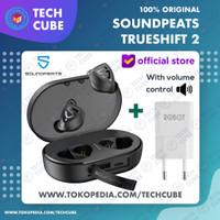 Soundpeats Trueshift 2 TWS Wireless Earphone Headset Bluetooth Sport