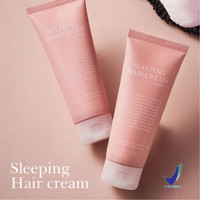[BPOM] SAAT INSIGHT Sleeping Hair Cream 150ml