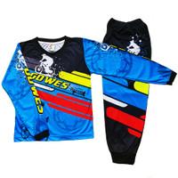 Baju Celana Anak Sepeda Motor Balap Trail 001