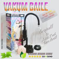 Paket Vakum Pembesar-Penis | Vacum Tarik Baile Vacuum Pria Original