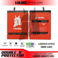 BATERAI VIKING LENOVO BL256 A7010 K4 NOTE / VIBE X3 LITE DOUBLE POWER