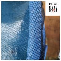 jaring tutup kolam VAT dan bak ikan Koi diameter 100 dan 150 cm