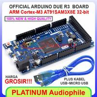ARDUINO DUE R3 100% High Quality ARM Cortex-M3 AT91SAM3X8E 32-bit