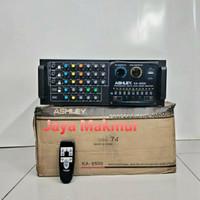 Ampli Mixer ASHLEY KA - 6500 (2x300watt)