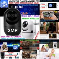 Ip Camera Auto Tracking CCTV Mini Wireless Wifi Xiaomi Yi dome Killer