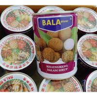 BALA Brand Longan Kaleng 565 gr / Buah Longan kaleng - TANPA BUBBLE