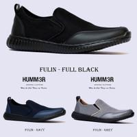 Sepatu Slip On Casual Pria Ukuran Besar Big Size 44-50 Hummer Fulin