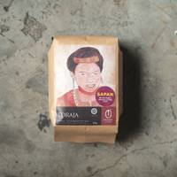 Biji Kopi Toraja Sapan 200gr