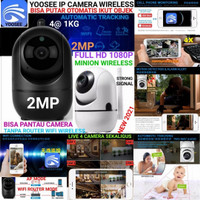 Ip Camera Wireless Mini ONVIF Auto Tracking Xiaomi Yi dome Killer