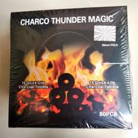 Arang Areng Briket Magic Mejik Charco Lite Magic Grade A1 Termurah