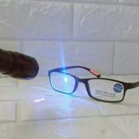 Kacamata plus (+) lensa sudah blue-ray anti radiasi.+100s/+300 ready