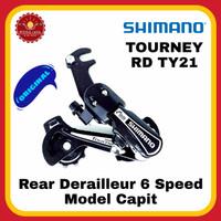 SHIMANO RD-TY21 Rear Derailleur RD TOURNEY 6 Speed
