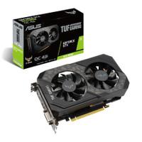 Asus TUF Gaming GTX 1650 4GB OC GDDR6 Twin Fan VGA Nvidia