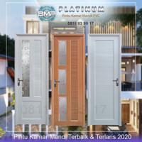 Pintu kamar mandi PVC SE