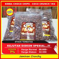 Simba Choco Chips / Coco Crunch / Koko Krunch kemasan 1 kg