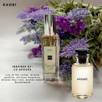 Kaori parfum terinspirasi dari aroma Louis Vuitton Apogee