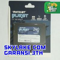 SSD PATRIOT BURST 240GB 2.5