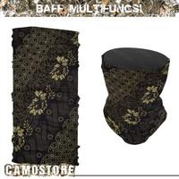 Baff bandana multifungsi headware Motif Batik buffer