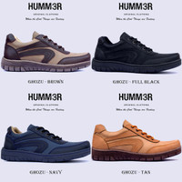 Sepatu Olahraga Pria Ukuran Besar Size 45 46 47 48 49 50 Humm3r Ghozu