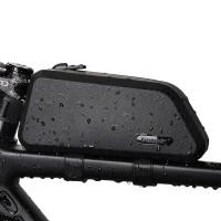 Rhinowalk Waterproof Top Tube Bicycle Bag 1.5L Hard Shell Bike Bags