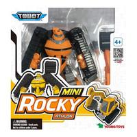 Tobot Athlon MINI ROCKY - Original dari YOUNG TOYS,Inc