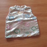 Baju Anak perempuan atasan qipao chinese new year