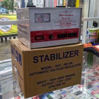 Stavolt Stabilizer Matsunaga 500 watt - matsunaga 500va