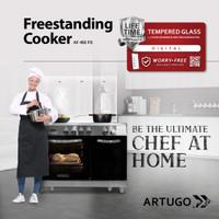 ARTUGO Freestanding Cooker AF 492 FS