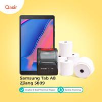 Mesin Kasir Tablet+Printer bluetooth/Tab A8/ Printer Thermal/ Zjiang