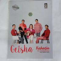 VCD Original Geisha Ost Antalogi rasa
