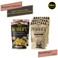 Bundling 5!! Reyner's Kitchen 3pcs Truffle + 2pcs Party Cassava Chips
