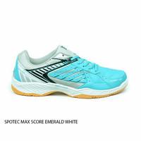 sepatu badminton spotec max score obral minus