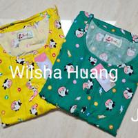 Baju Tidur Sunly Jumbo size 3L C.Pdk cou
