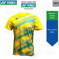 T-shirt / Jersey Yonex COC 1706 Men Shirt - Vibrant Yellow