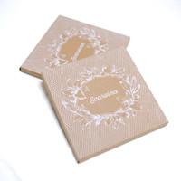 Scarvina Kotak / Box / Kemasan Natural