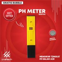 Alat Pengukur pH Digital Tester Air pH Meter Digital