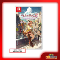Atelier Ryza 2 Lost Legends & The Secret Fairy Nintendo Switch Game