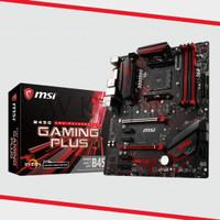Motherboard MSI B450 Gaming Plus AMD AM4