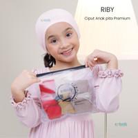 nabnib - Ciput Anak RIBY ciput bandana rajut pita premium for kids