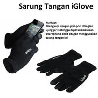 Sarung Tangan Iglove Touch Screen - Sarung Tangan Motor Iglove