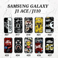 SAMSUNG GALAXY J1 ACE / J110  Soft Hard Case MAN GLOSS Casing BAPE