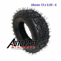 Ban ATV Offroad 13x5.00-6 ATV 50cc Ring 6 Inch ( Belakang ) 1Pcs