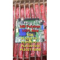 MB TV POLYTRON PLD32D7511 MICOM MESIN TV POLYTRON PLD 32D7511 ORIGINAL