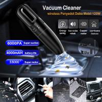 Vacuum Cleaner Alat Penyedot Debu Mobil Listrik Penyedot Debu Portabel