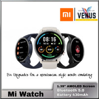 Xiaomi Mi Watch XMWTCL02 1.39 Smart Watch AMOLED - MI WATCH