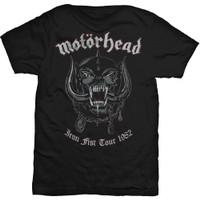 MOTORHEAD Grey Warpig Kaos Band Heavy Metal Hard Rock N Roll Licenced - S