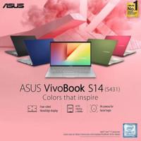 Asus S14 S433EQ i7-1165G7 | 8GB SSD 512GB MX350 2GB Win 10+OHS 2019