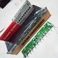 Box Dan Kit Crossover 3 Way Stereo