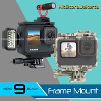 Frame Mount GoPro Hero 9 Black Protective Case GoPro9