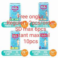 Popok Baby Happy Pants XXL 24+4 15-25kg /Promo /Stock terbatas